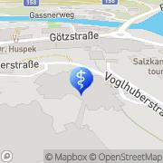 Karte Egger Silvia-Regina Dr med Bad Ischl, Österreich