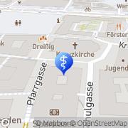 Karte Dr. Eckbert Schnitzler Dresden, Deutschland