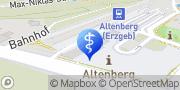 Karte advita Haus Altenberg Altenberg, Deutschland