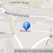 Karte Kovacic Michael Dr Laakirchen, Österreich