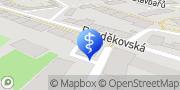 Map LOGO PEDIEST, s.r.o. Strakonice, Czech Republic