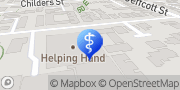 Map Helping Hand North Adelaide, Australia