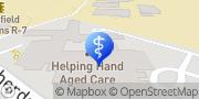 Map Helping Hand Parafield Gardens, Australia
