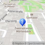 Karte Gruber Herbert Dr Eferding, Österreich