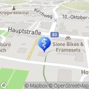 Karte Kunz-Napokoj Brigitte Dr. Pörtschach am Wörthersee, Österreich