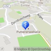 Karte Moser Othmar Dr Aigen im Ennstal, Österreich