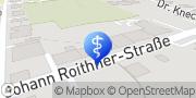 Karte Praxis für Physiotherapie Elke Burger Traun, Österreich