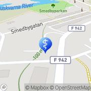 Karta Borad AB Huskvarna, Sverige