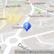 Karte Gürtler Claudius Dr Linz, Österreich