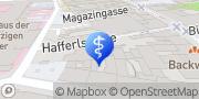 Karte Bandagist Heindl GmbH - Sanitätshaus, Orthopädietechnik Linz, Österreich