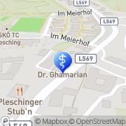 Karte Ghamarian Thomas Dr Steyregg, Österreich