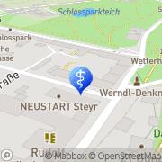 Karte Daniel Katharina Dr. Steyr, Österreich