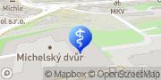 Map MUDr. Adriana Vokřálová s.r.o. - praktický lékař pro dospělé Prague, Czech Republic