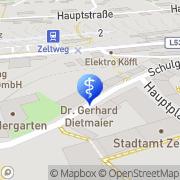 Karte Dietmaier Gerhard Dr Zeltweg, Österreich