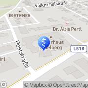 Karte Marak Manfred Dr med Spielberg bei Knittelfeld, Österreich
