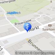 Karte Kieferorthopädische Praxis Brussig Reichenbach/O.L., Deutschland