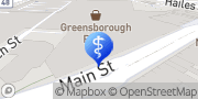Map Specsavers Optometrists - Greensborough Plaza Greensborough, Australia