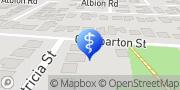 Map Australian Dentists Clinic - Box Hill Box Hill, Australia