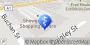 Map integratedliving Australia Bungalow, Australia
