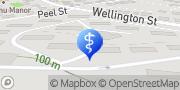 Map Southern Cross Care (Tas) Inc West Launceston, Australia