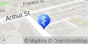 Map Southern Cross Care (Tas) Inc West Hobart, Australia