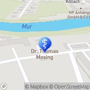 Karte Mosing Thomas Dr Niklasdorf, Österreich