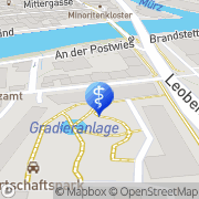 Karte Gruber Manfred Dr. med. univ. Bruck an der Mur, Österreich
