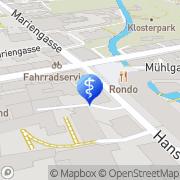 Karte Andersson Herwig Dr Graz, Österreich