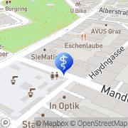 Map Kopera Hansjörg Dr. Graz, Austria