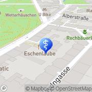 Karte Dr. med. Barbara Baur Graz, Österreich