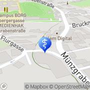 Karte Hadolt Irmgard Dr. Graz, Österreich