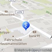 Karte Dr. med. Anna Gruber-Ohrenhofer, MME Hausmannstätten, Österreich