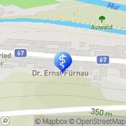 Karte Fürnau Ernst Dr Wildon, Österreich