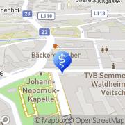 Karte Schalk Andreas Dr. Mürzzuschlag, Österreich