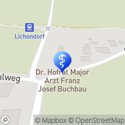 Karte Buchbauer Franz Dr Murfeld, Österreich