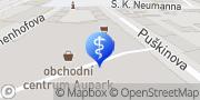 Map GrandOptical - oční optika Aupark Hradec Králové Hradec Králové, Czech Republic