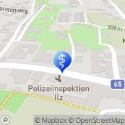 Karte Hasenburger Wolfgang Dr Ilz, Österreich