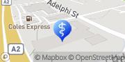 Map Hills District Podiatry Sydney, Australia