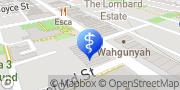 Map The Glebe Acupuncturist Glebe, Australia