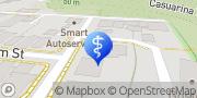 Map integratedliving Australia Gosford, Australia