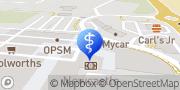 Map Specsavers Optometrists - Bateau Bay Bateau Bay, Australia