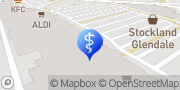 Map Specsavers Optometrists - Glendale Glendale, Australia