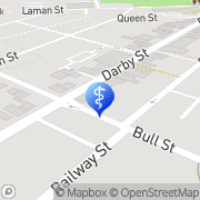 Map Courtney Jones Hypnosis and Coaching Cooks Hill, Australia