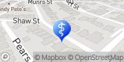 Map Vision Eye Institute Auchenflower, Australia