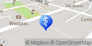 Map Blue Balance Acupuncture Brisbane Brisbane, Australia