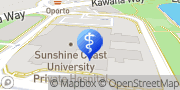 Map Queensland Respiratory Services Birtinya, Australia