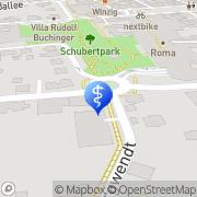 Karte Schättle Peter Dr Tulln, Österreich