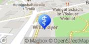 Karte Zahnarzt und Zahntechnikermeister - Dr Jürgen Puth Bad Vöslau, Österreich
