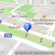 Karte Augenoptik Wolfgang Fuhrmann Wien, Österreich