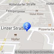 Karte Wense Georg Prim. Dr. Wien, Österreich